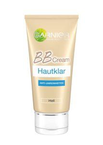 BB Cream für reine Haut