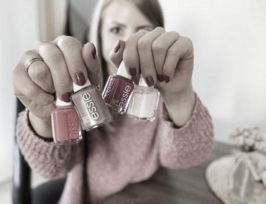 Nagellack Farben von Essie